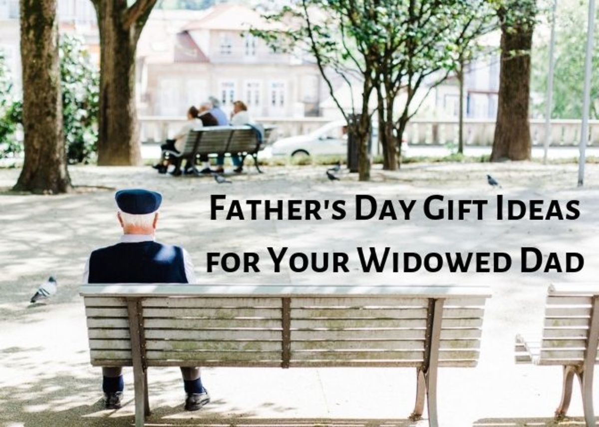 5 Perfect Father's Day Gifts for a Widowed Father