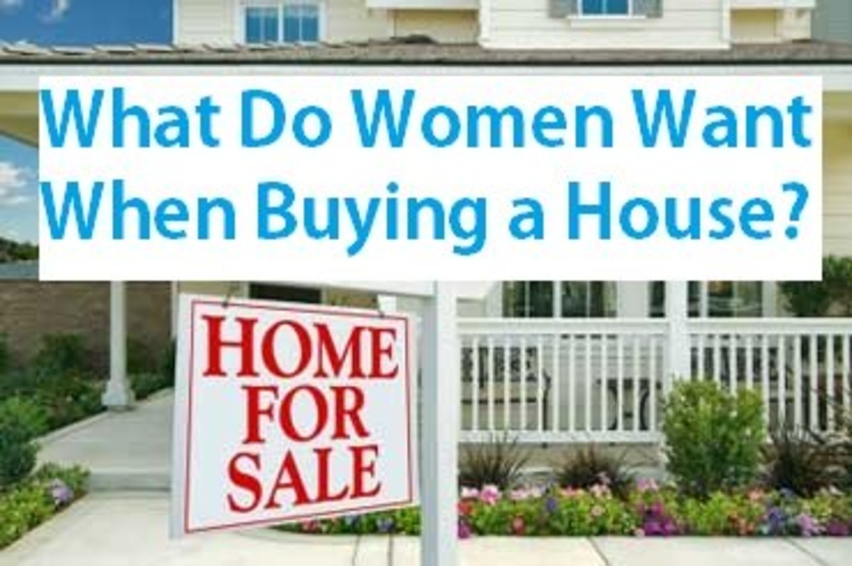Remodeling features that women want and will pay money for.