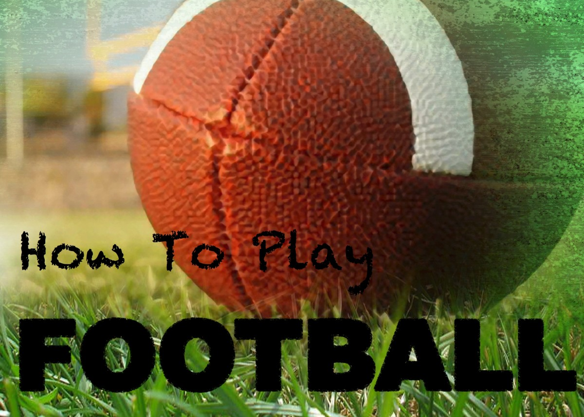 Football Plays Beginners How to Play American Football