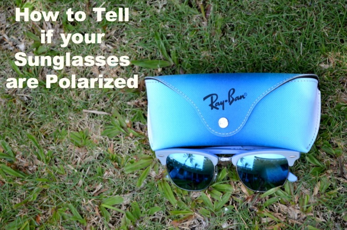 How to Tell If Sunglasses Are Polarized