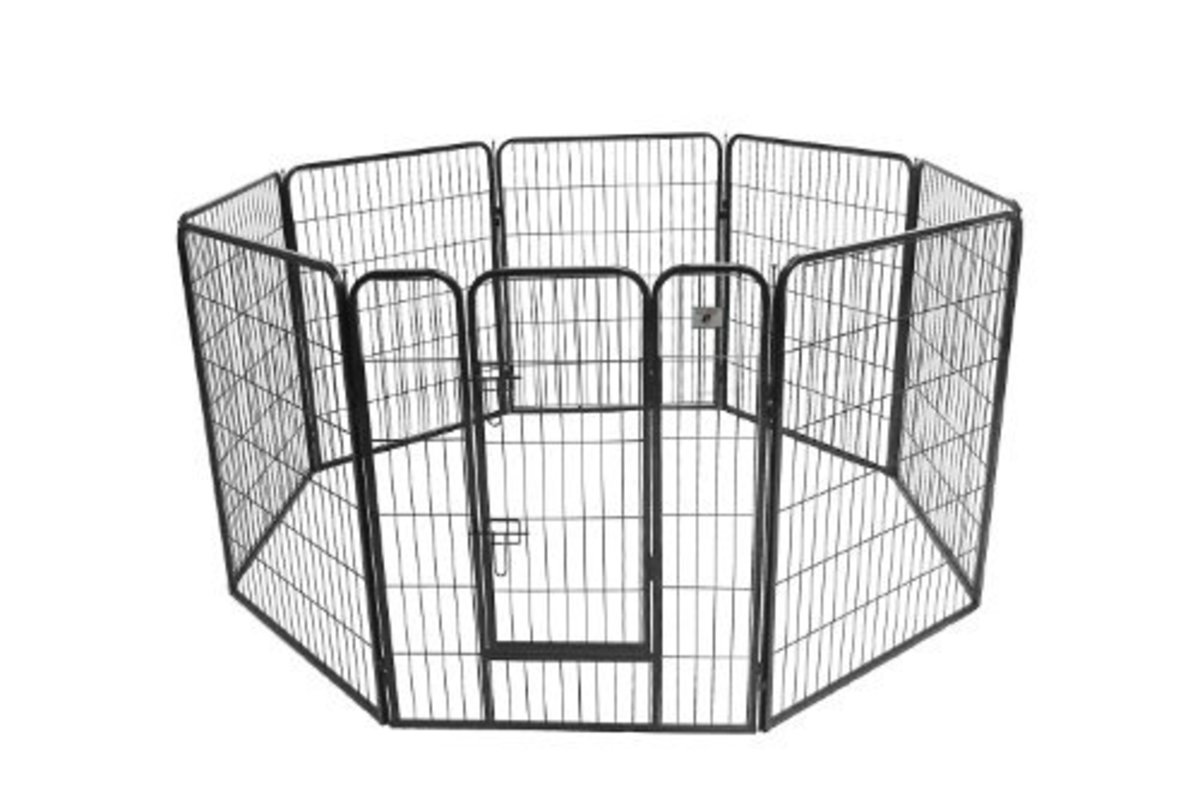 Best Dog Playpens and Exercise Pens for Indoor and Outdoor Use