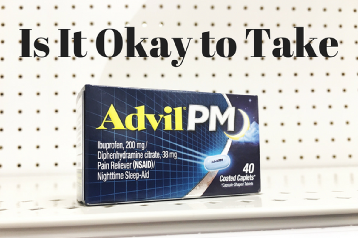 What are the pros and cons of taking Advil PM?