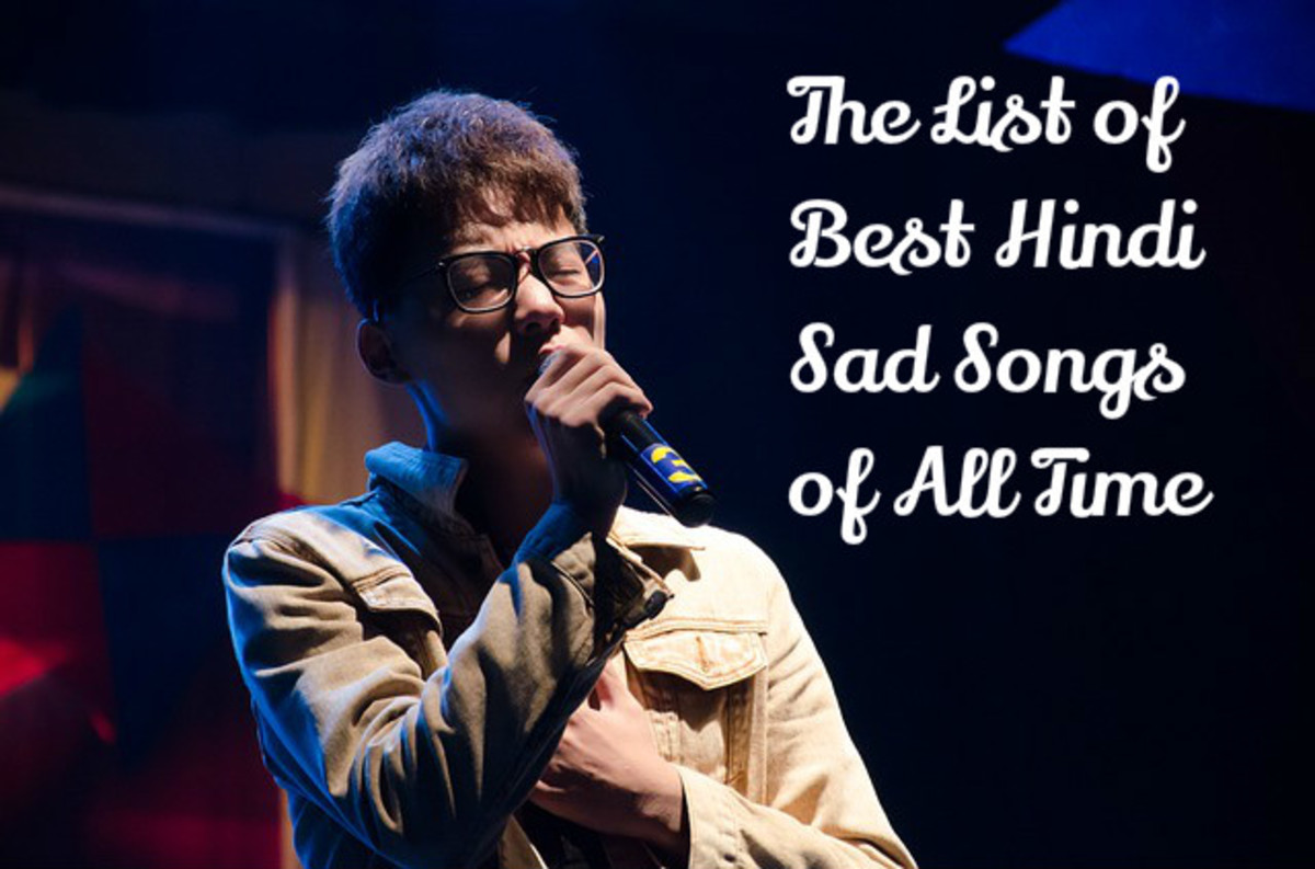 All best sad songs