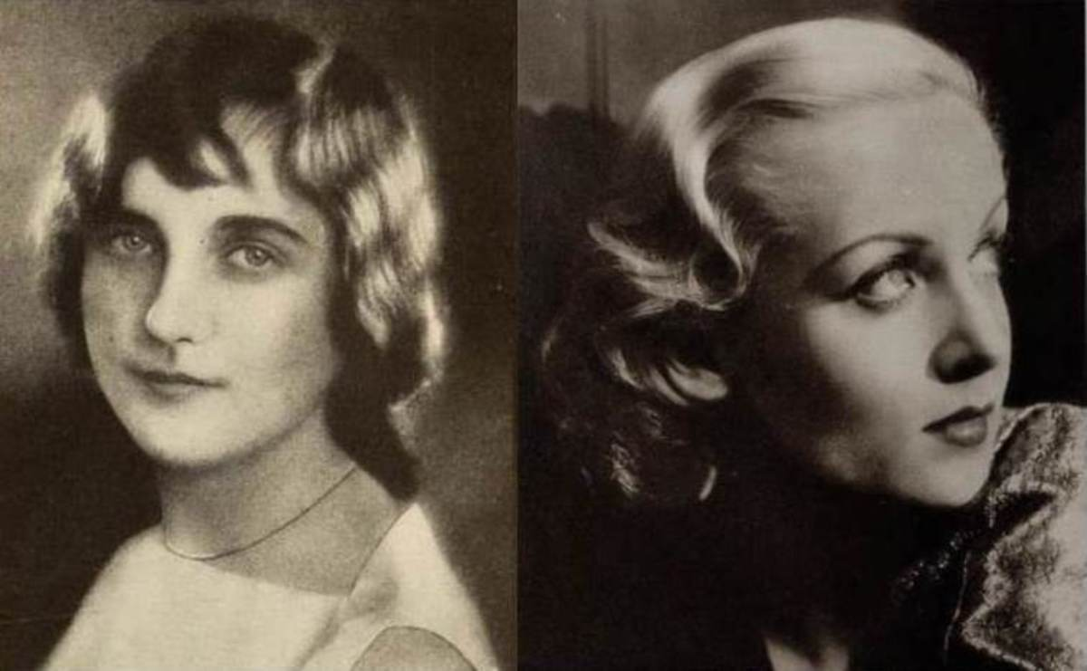 1930s Stars Before and After Their Hollywood Makeovers