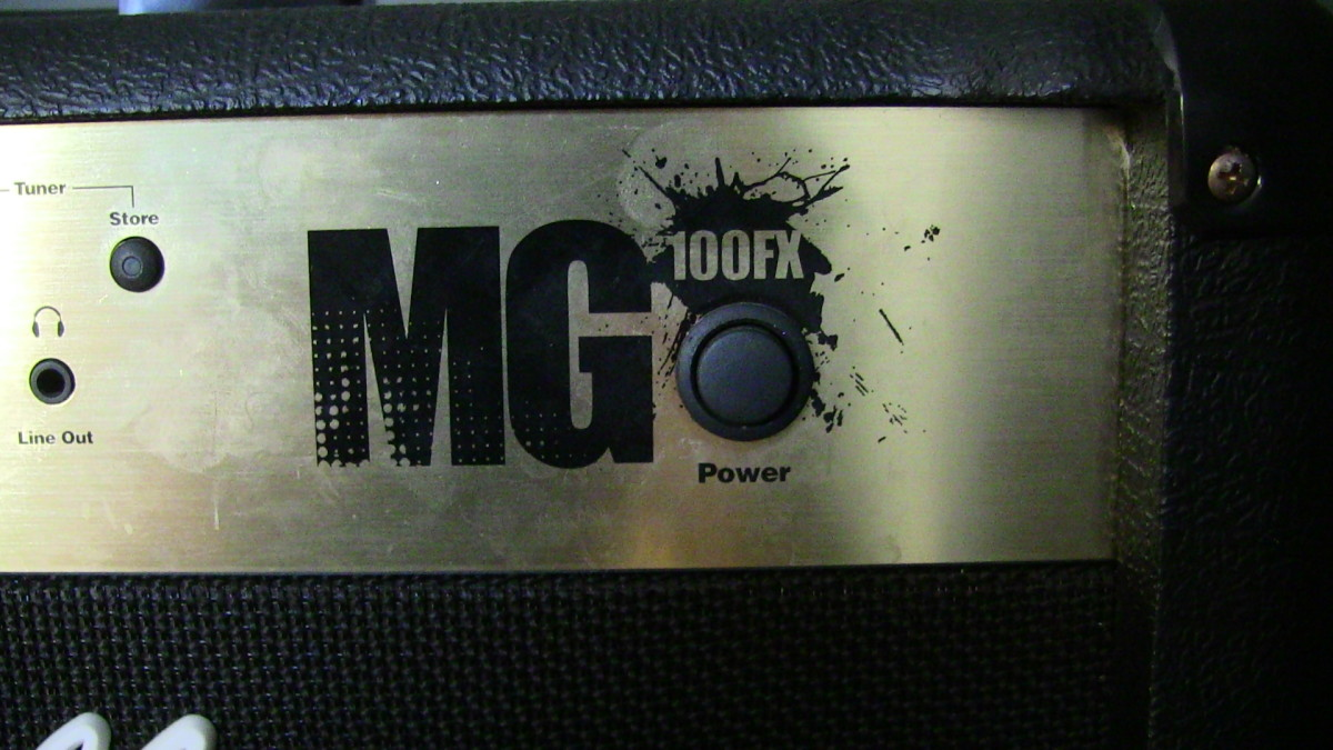 Marshall MG100FX Review