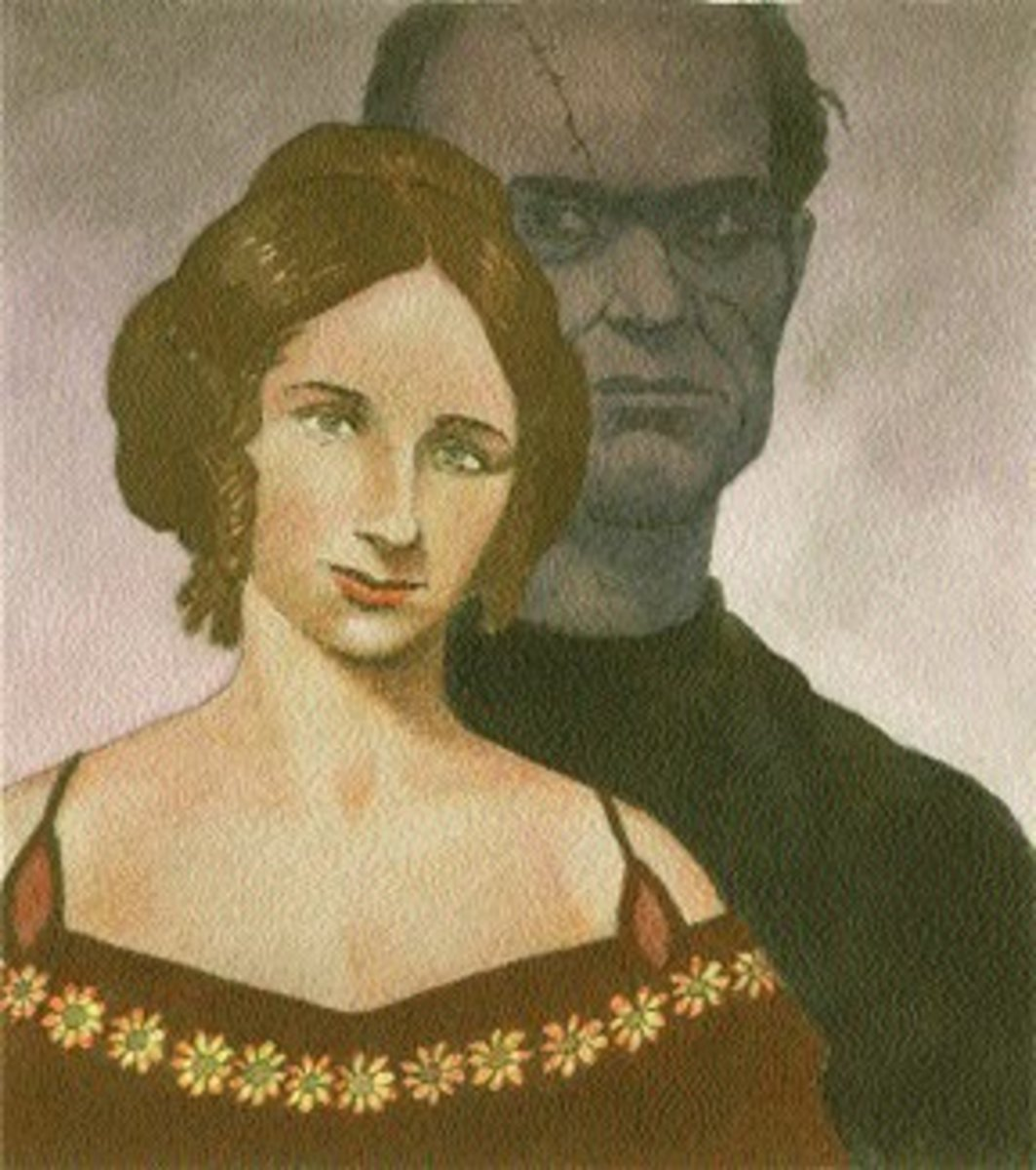 "The Relationship between Frankenstein and his ""Monster"" in the novel by Mary Shelley"