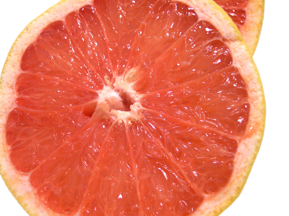 Homemade Grapefruit Face Mask