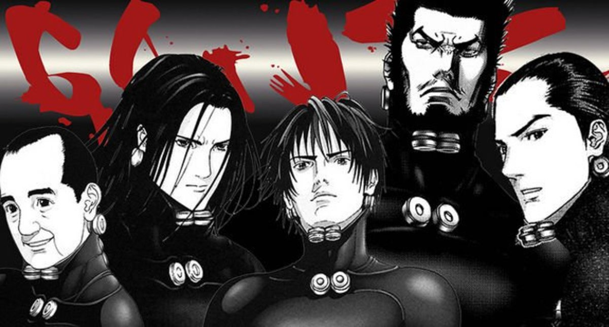 Analysis: The Ending of Gantz