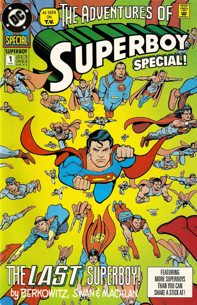 The Adventures Of Superboy Special #1