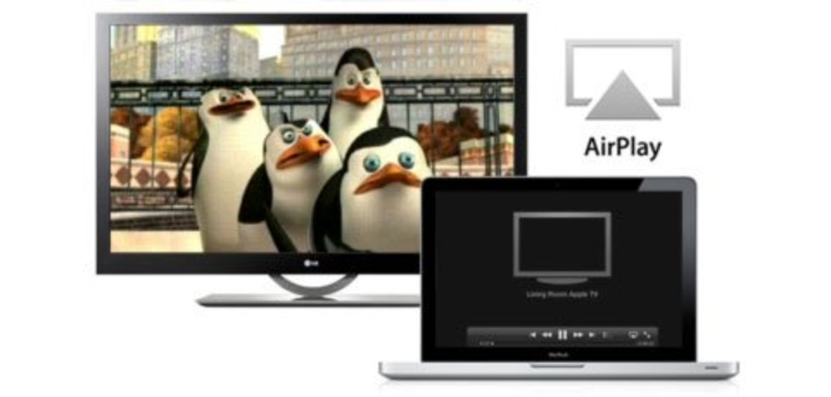 Mac Airplay: Streaming Videos and Music from your Mac to your TV with Apple TV Airplay