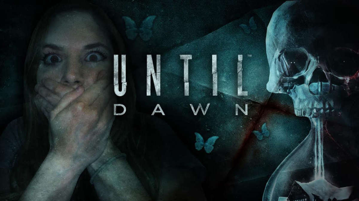 """Until Dawn"" Cover Art"
