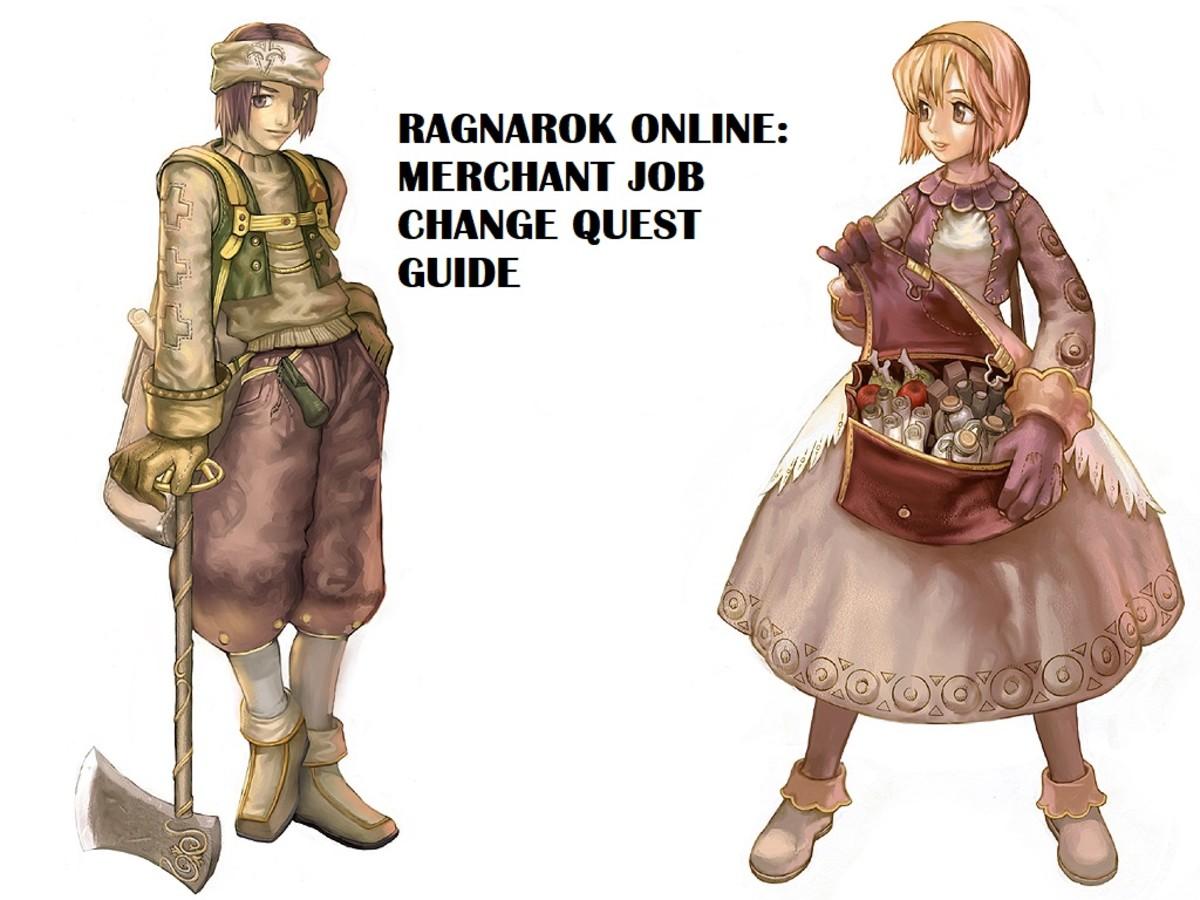 Ragnarok Online: Merchant Job Change Quest Guide