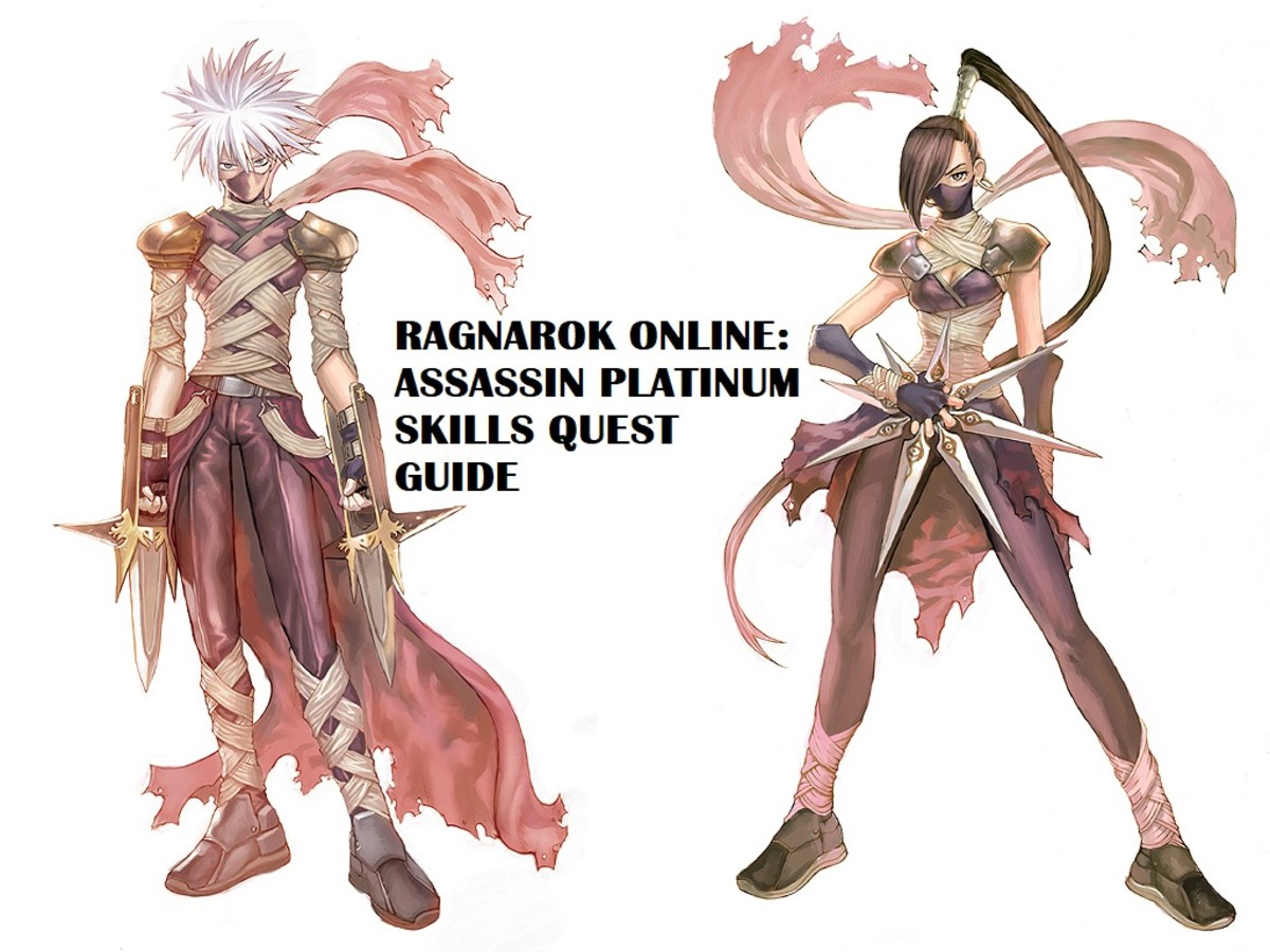 Ragnarok Online Assassin Platinum Skills Quest Guide