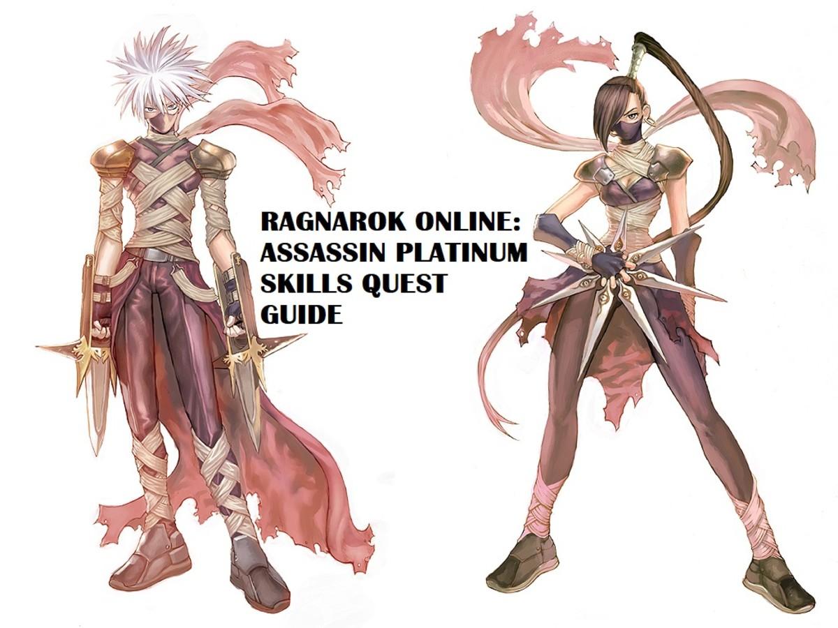 Ragnarok Online: Assassin Platinum Skills Quest Guide