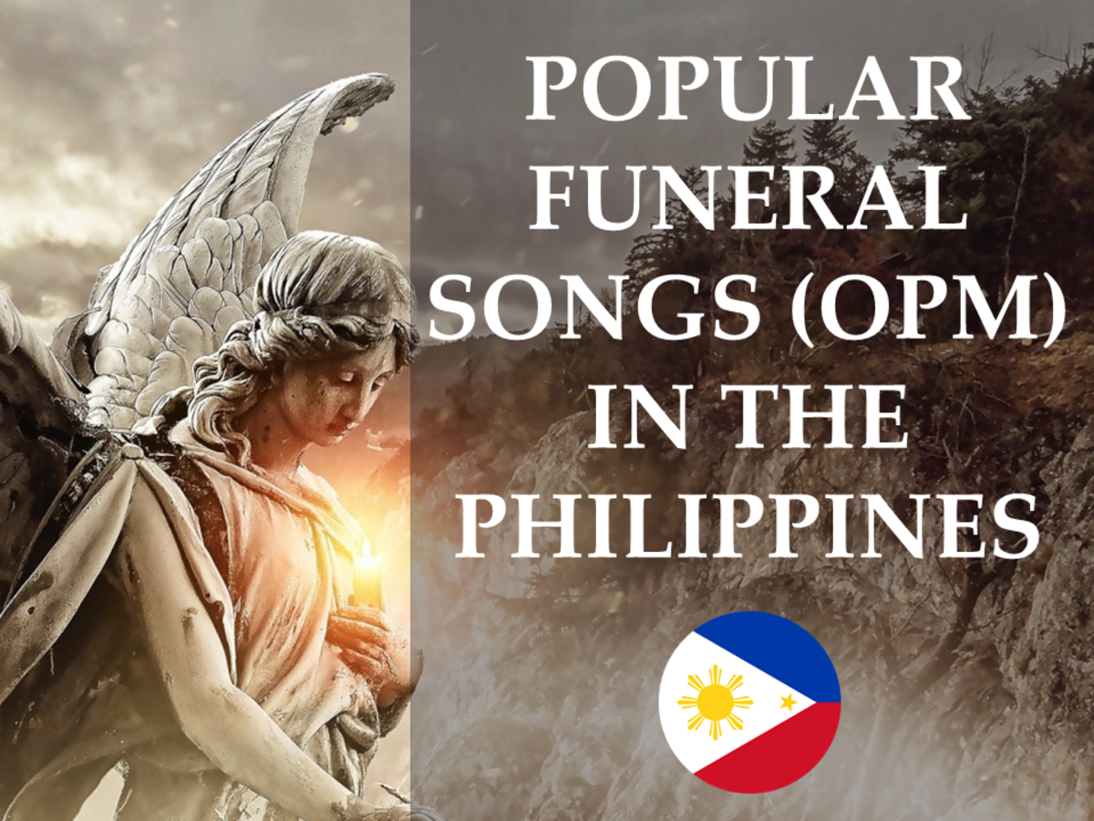 Popular Funeral Songs (OPM) in the Philippines