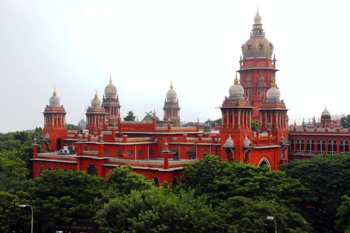 Madras High Court, Parry's Corner
