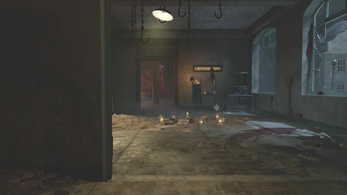 The Wardens Office in Alcatraz, Mob of The Dead - Call of Duty: Black Ops 2, Zombies