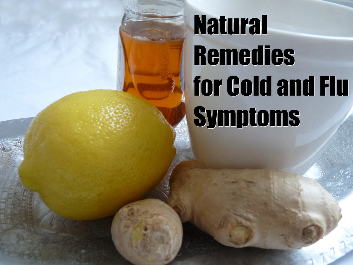 Learn how to alleviate cold and flu symptoms with natural remedies.