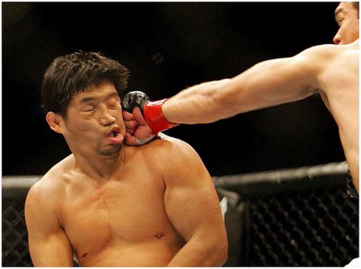Jiu-Jitsu Techniques vs. Kenpo Techniques