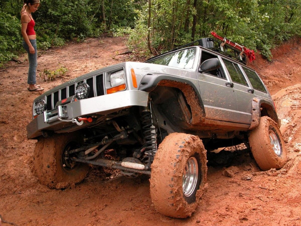 The Top 5 Modifications for Your Jeep Cherokee That You Should Have Already  Done