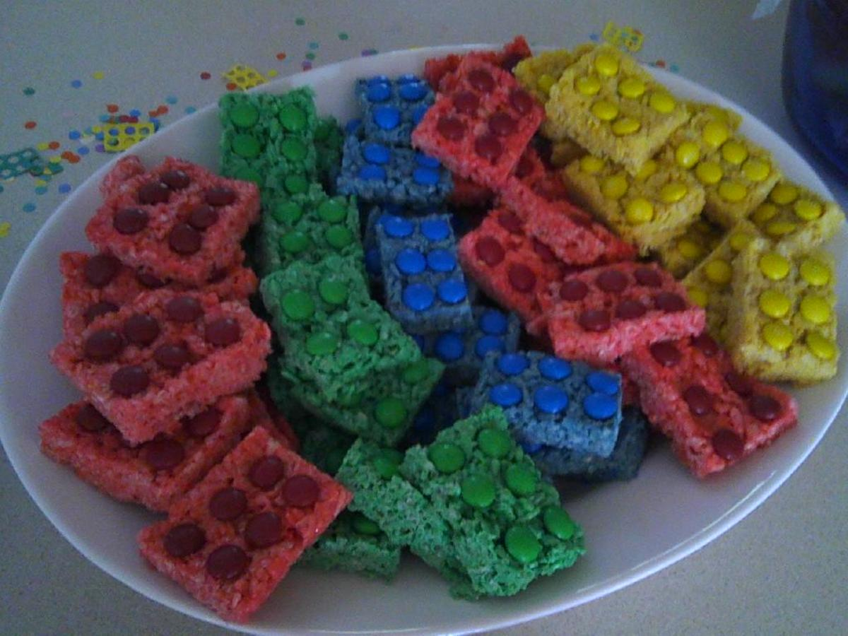 LEGO Rice Krispies