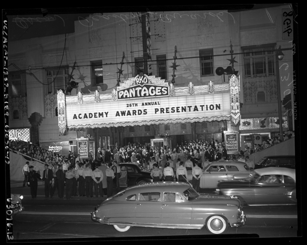 The 26th Academy Awards: 1954