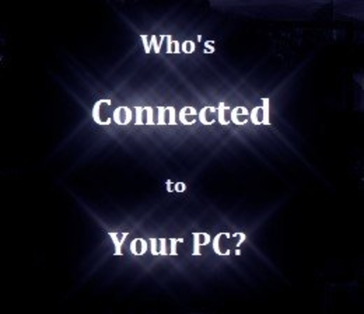 Use Netstat to check your Windows PC network traffic