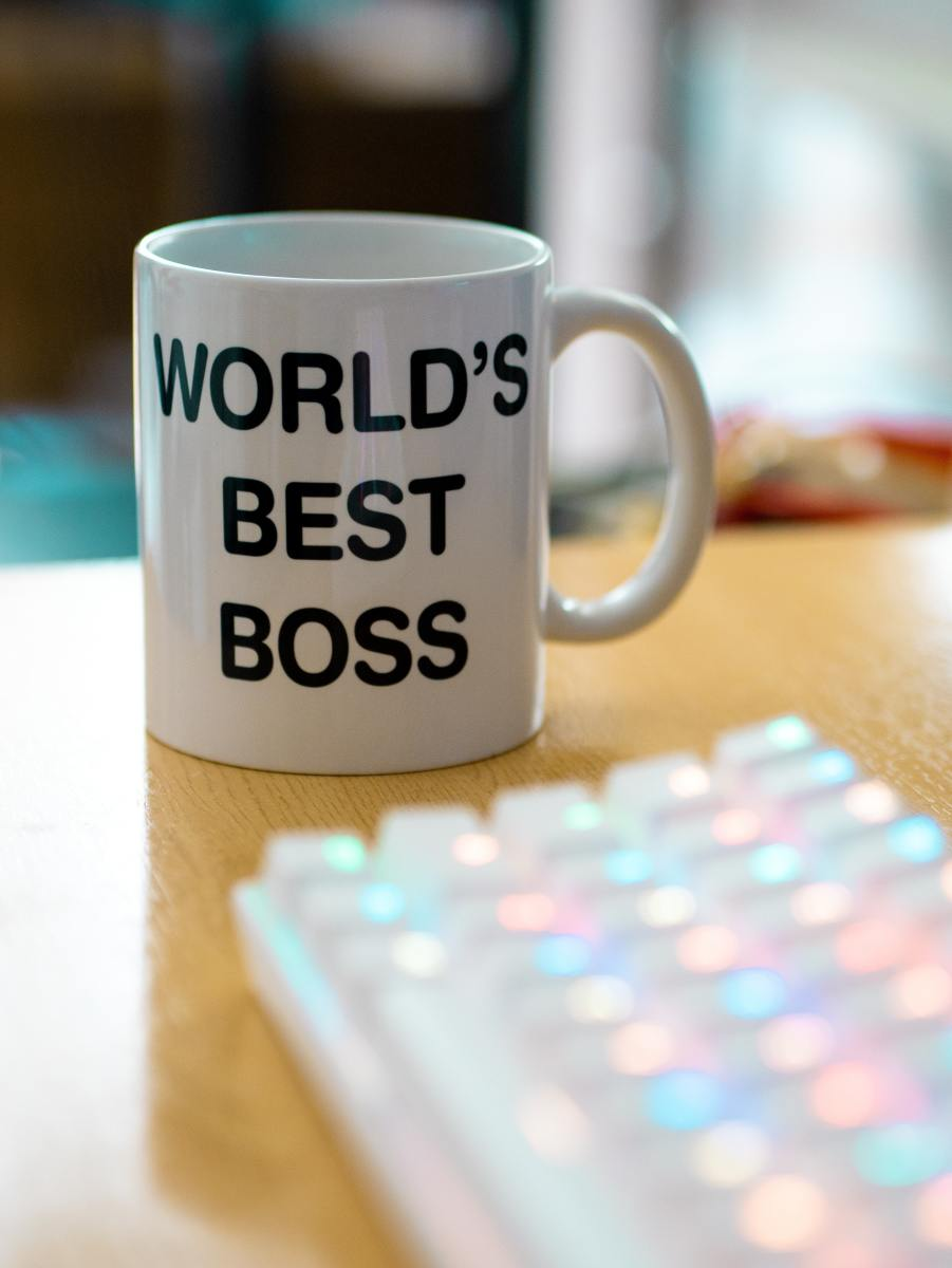 Even if your previous boss was the devil in disguise, it's important not to speak negatively about them!