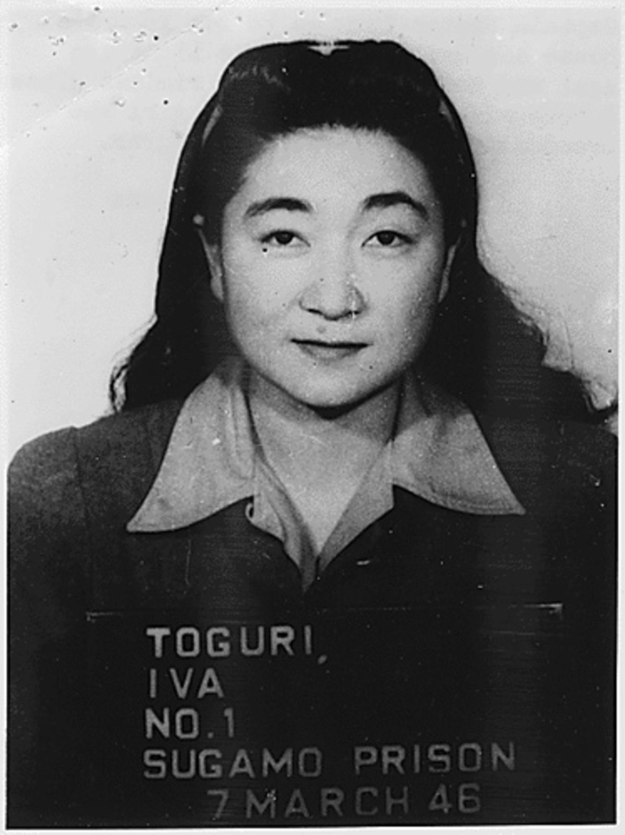 How Tokyo Rose, Iva Toguri, Was Falsely Convicted of Treason