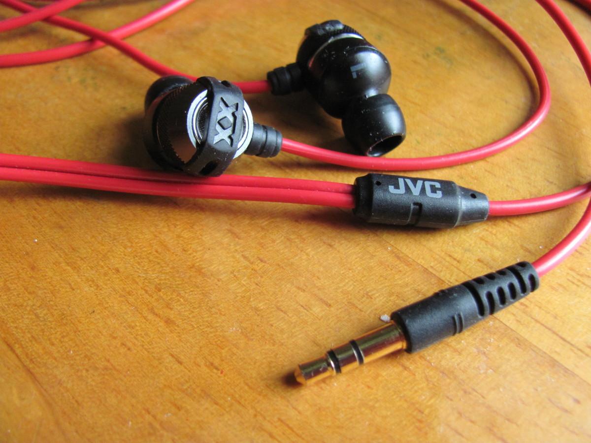 0a9783756e6 Earbud Review: JVC Xtreme Xplosives HA-FX3X | TurboFuture