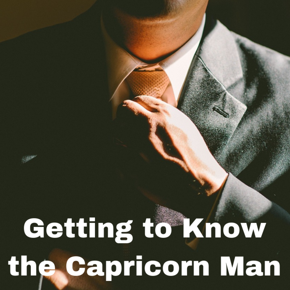 Cancer hookup a capricorn male traits
