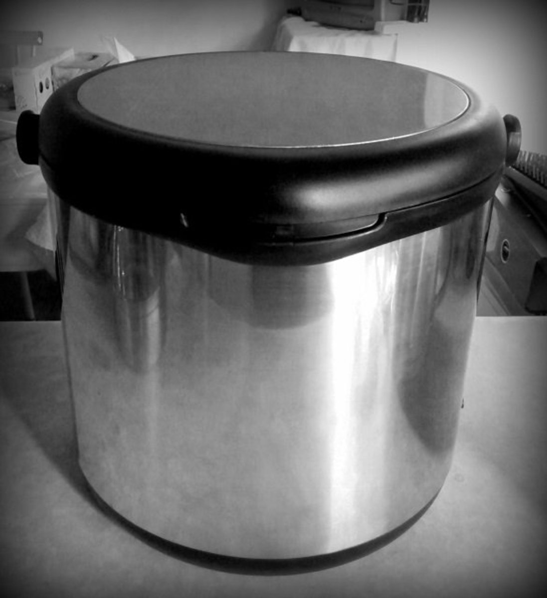 A thermal cooker