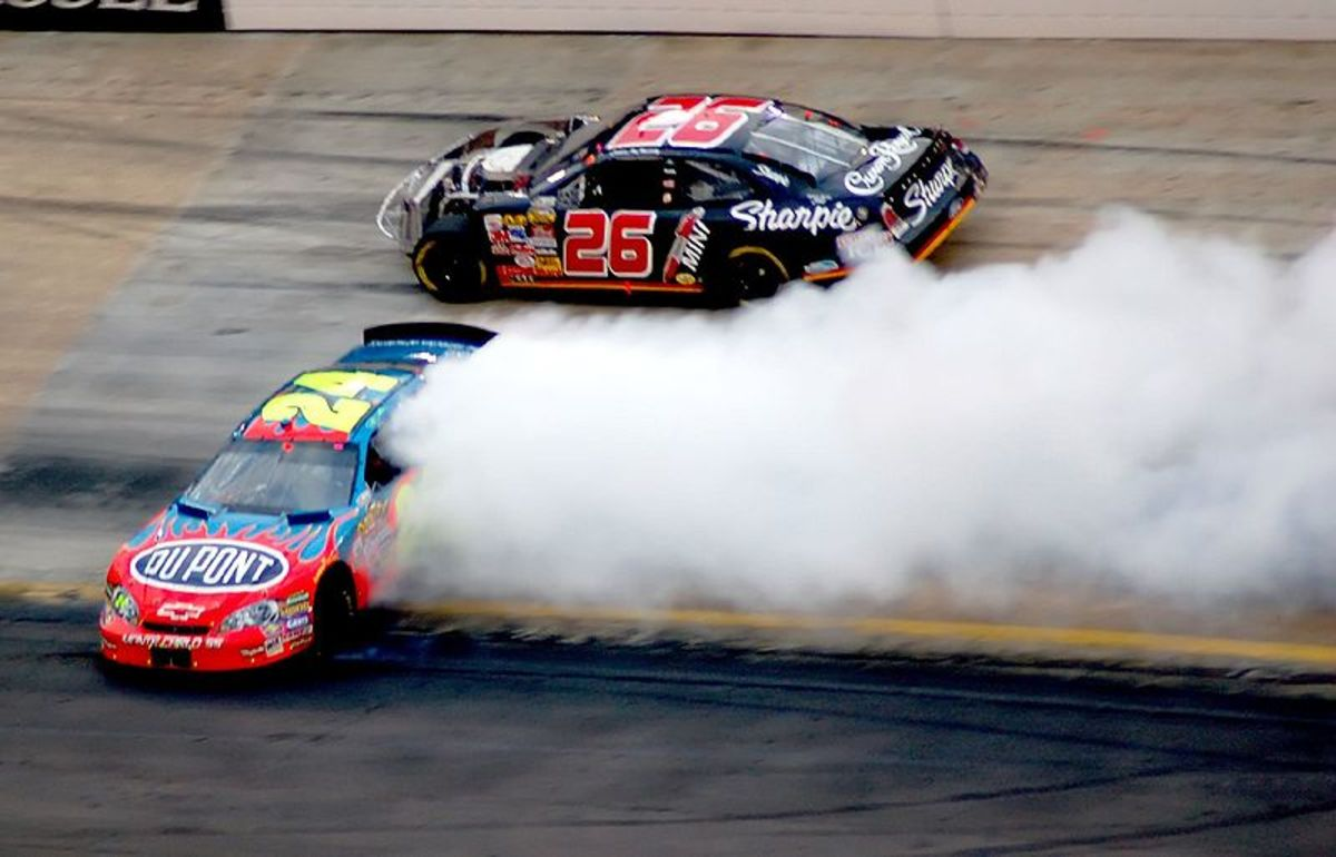NASCAR Rulebook Section 12: Actions Detrimental to Stock Car Racing