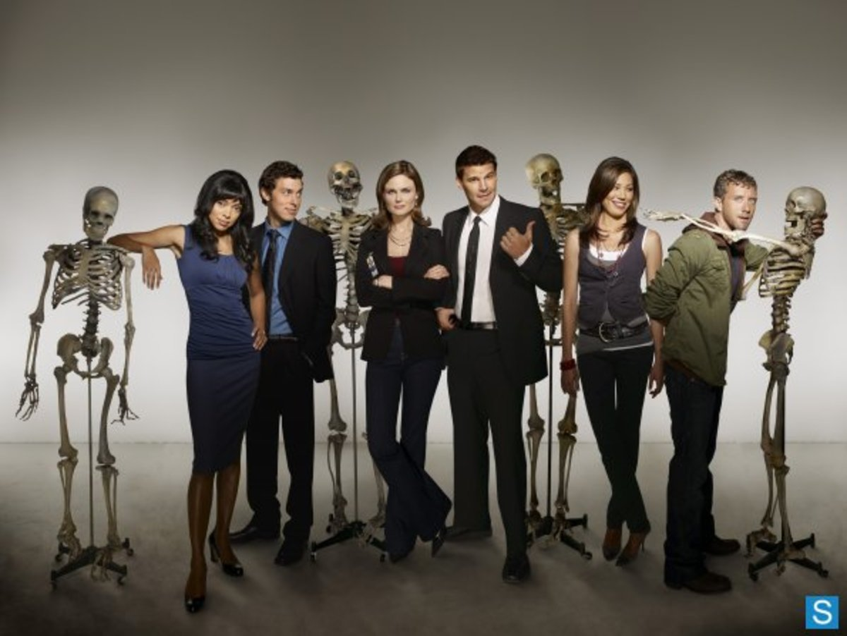 The 50 Best Episodes of the Crime Drama Bones Part 2