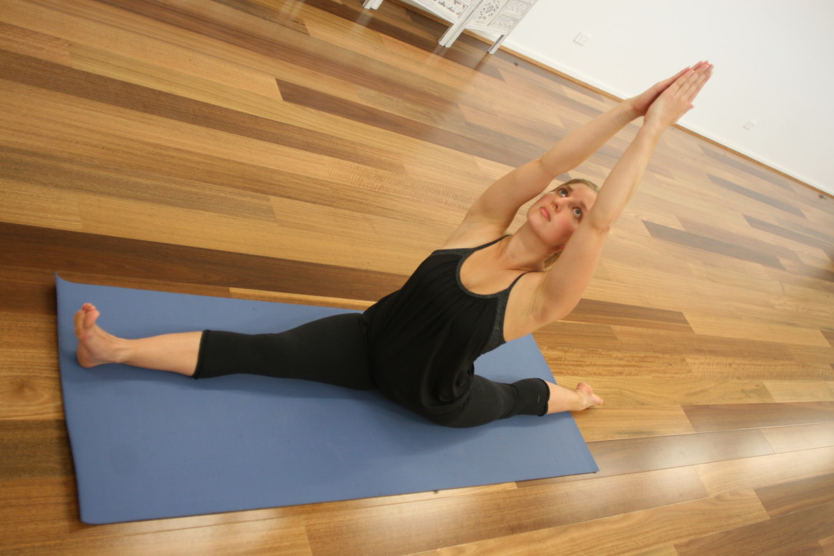 Hanumanasana Yoga Sequence: King of the Monkeys Pose (the Splits)