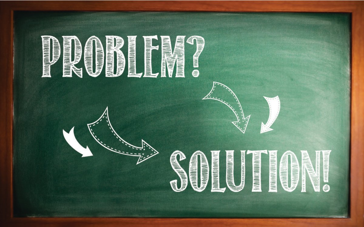 essay about problems and solutions