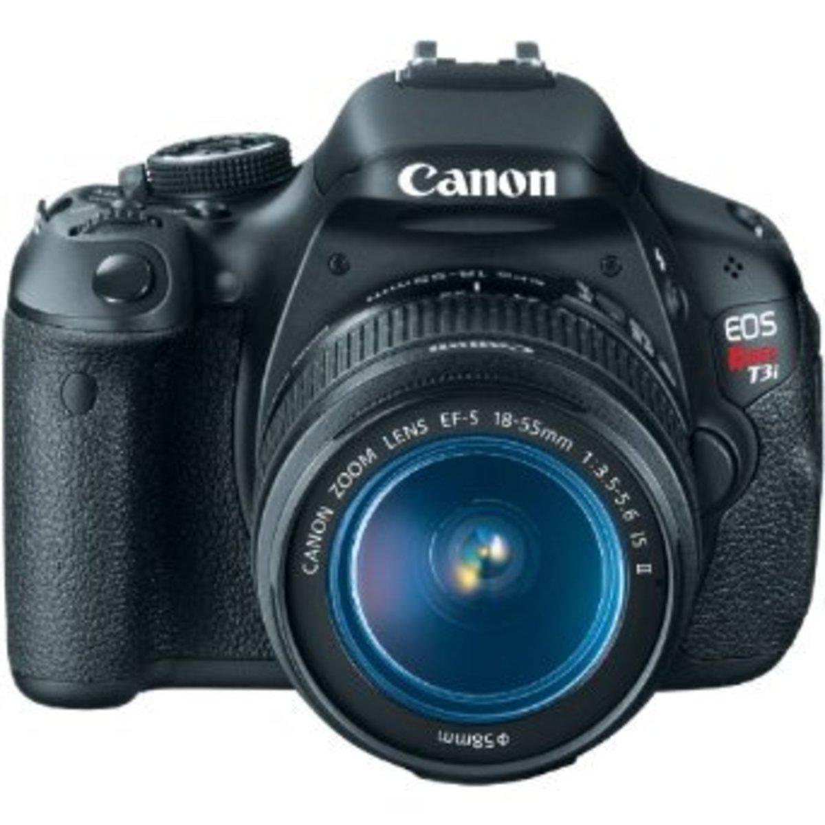 Best Beginner DSLR Camera for New Photographers or Videographers