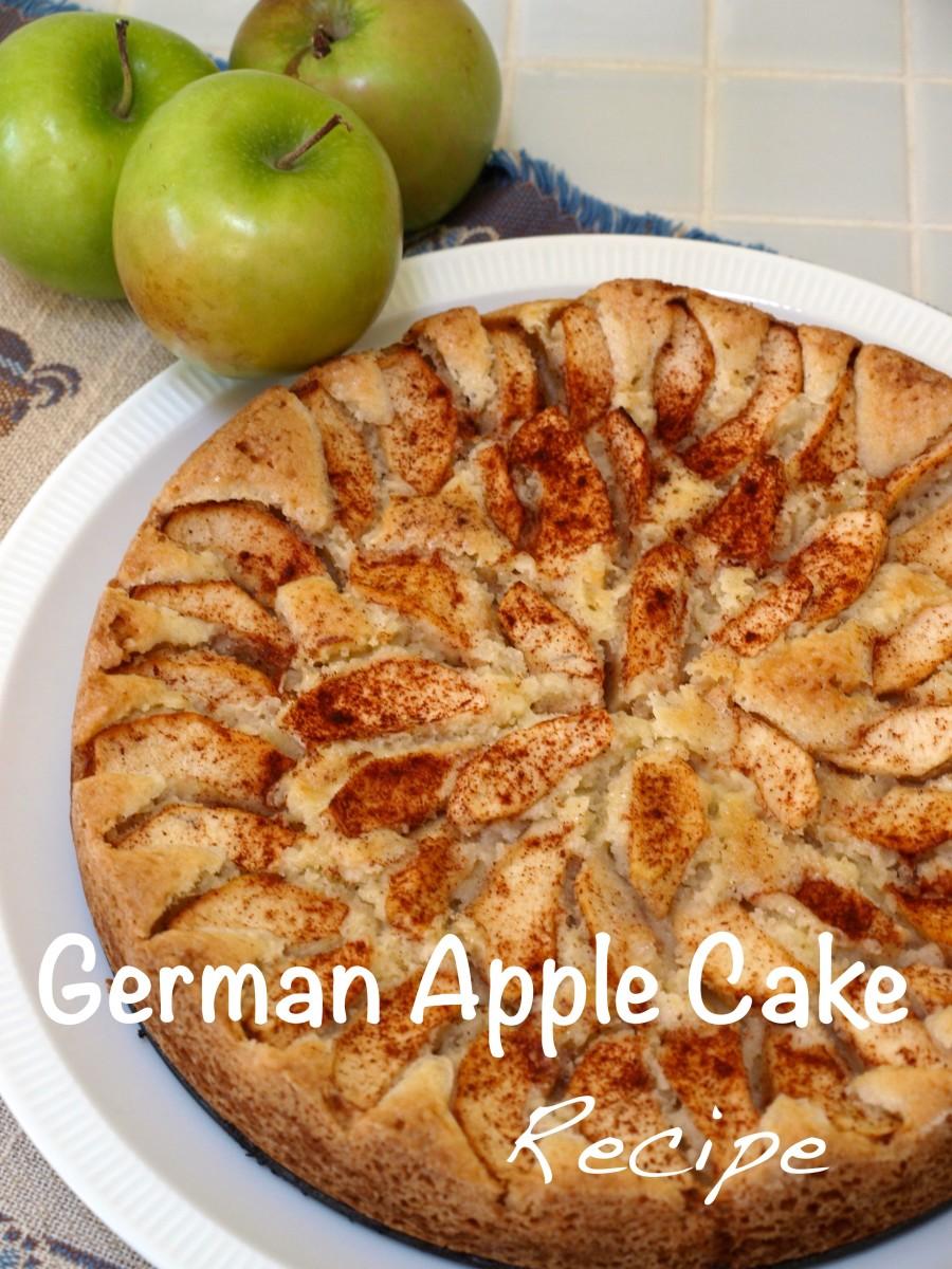Easy german apple dessert recipes