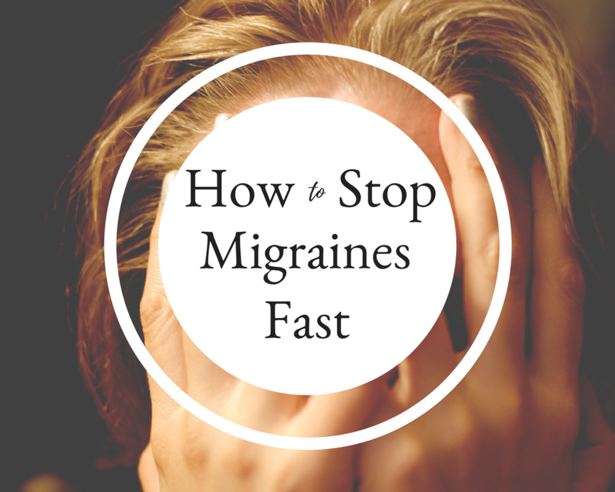 A comprehensive guide to migraines and how to stop them.