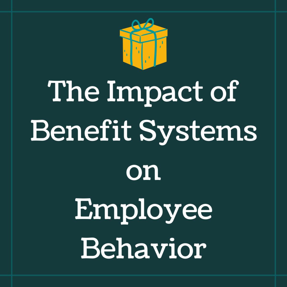 了解更多在工作场所使用的福利系统类型,以及它们如何影响员工的行为和动机。
