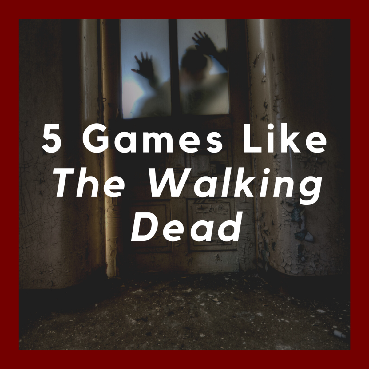 Prepare yourself for some scary immersive games!