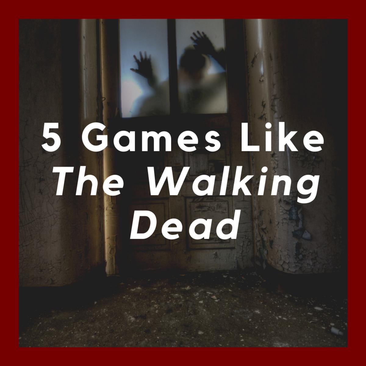 5 Games Like
