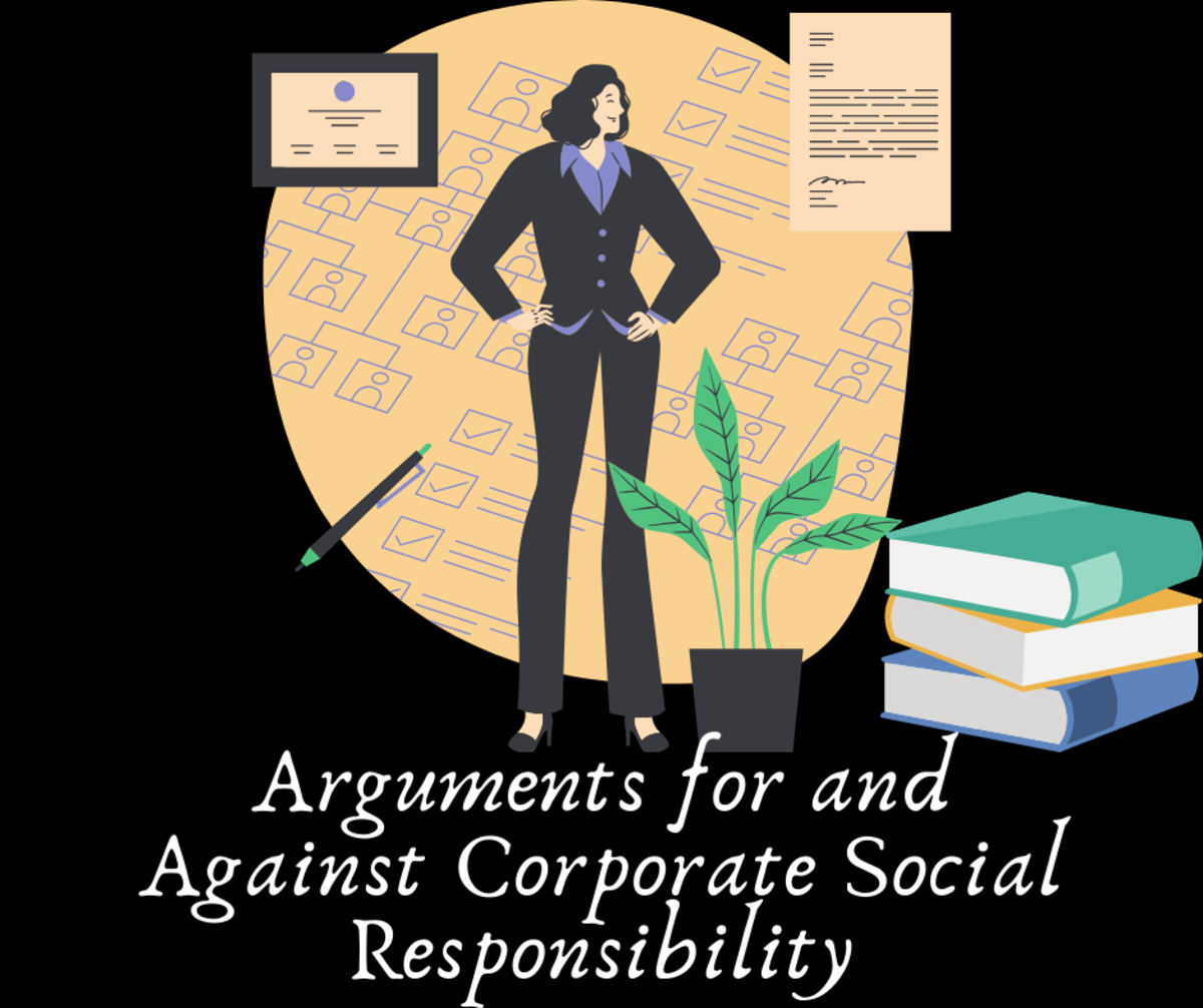 Arguments for and Against Corporate Social Responsibility