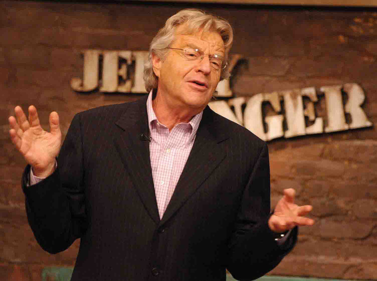 Is the Jerry Springer Show Real or Fake? Staged?