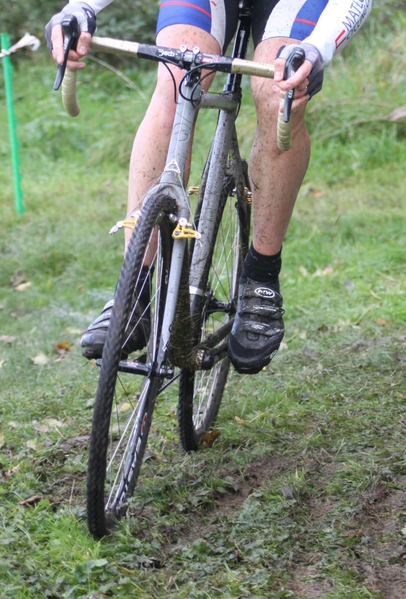 Michelin Cyclocross Mud 2 Tire 700 x 30 Black