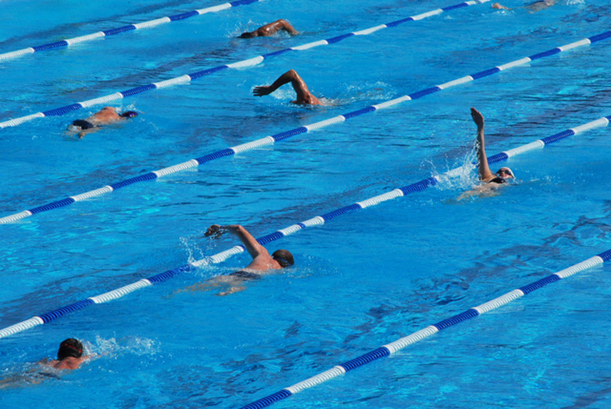 Get some advice on how to choose a swim lap watch.