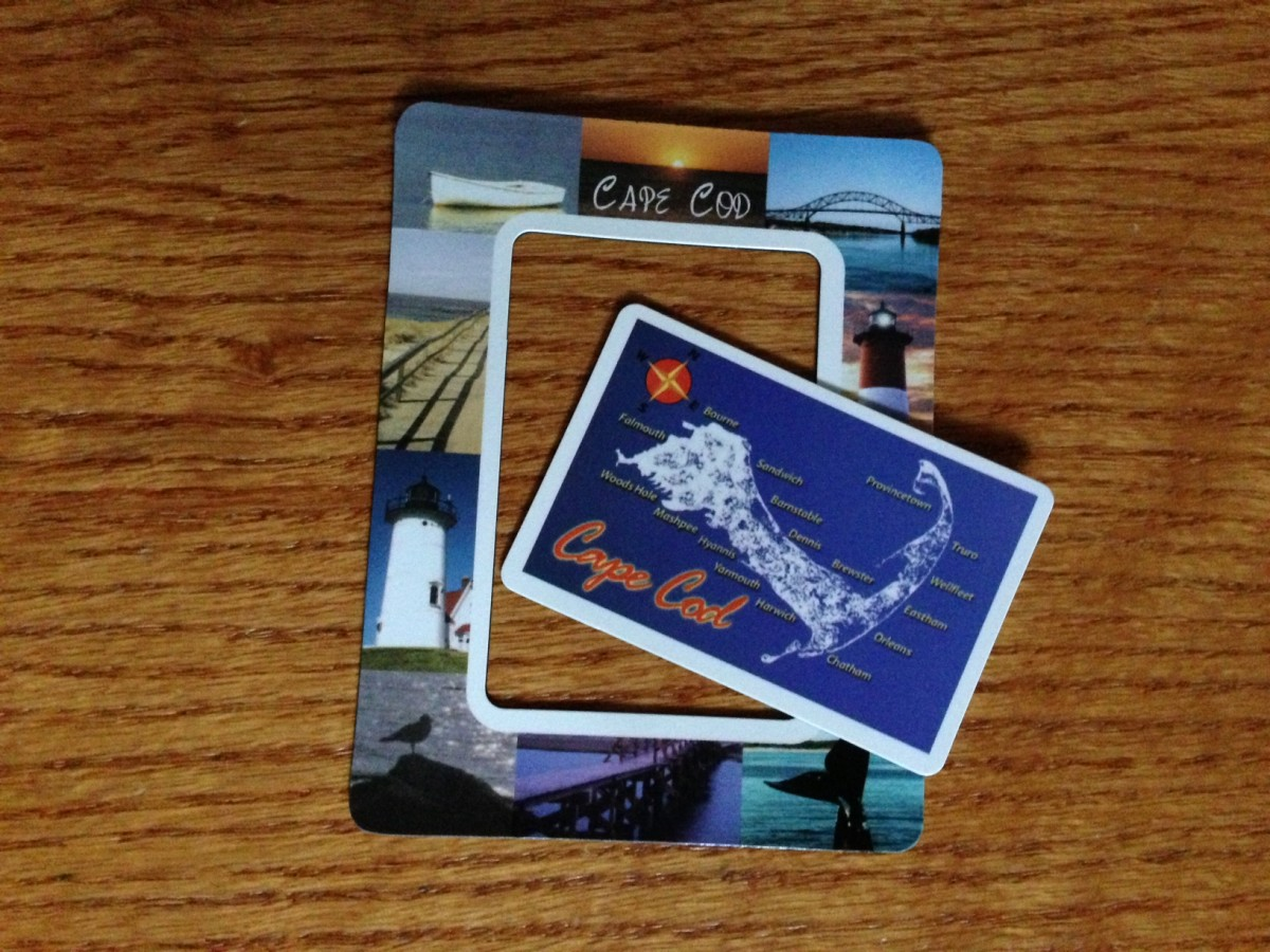 Magnets that offer something extra, such as this magnetic business card that pops out of a photo frame, are perceived as more useful... and likely to be kept.