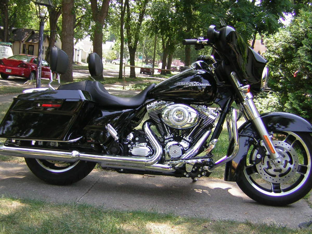 5 Reasons to Buy a Harley-Davidson Street Glide