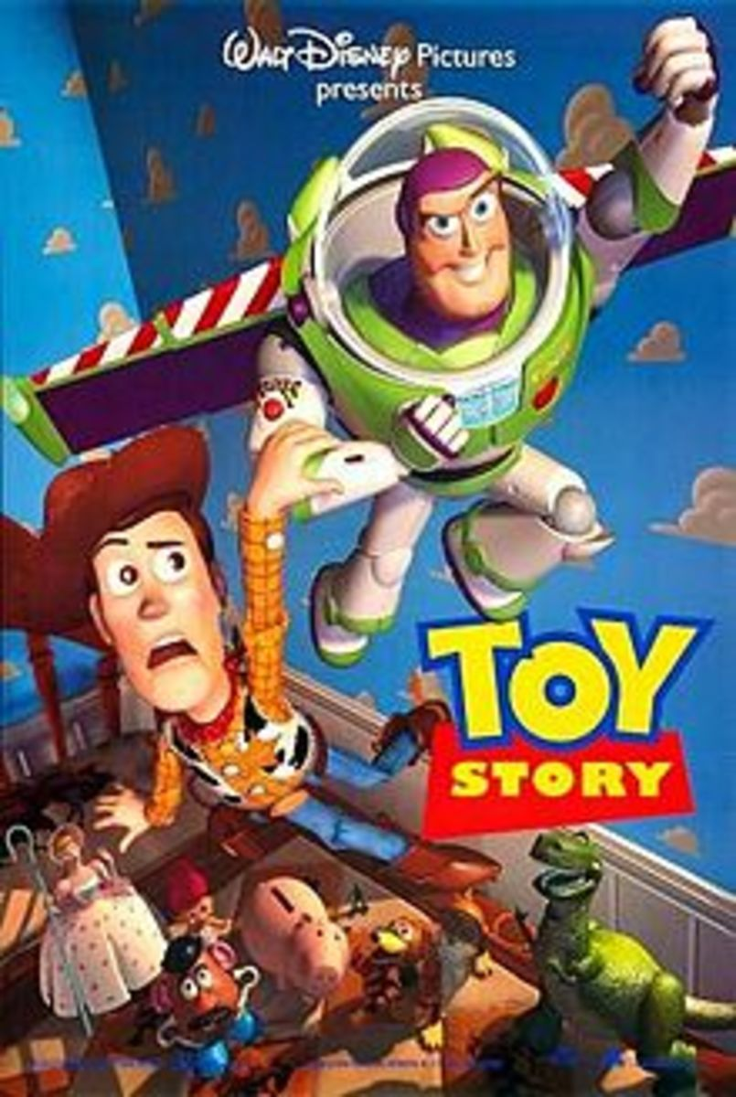 The Real Meaning of Toy Story
