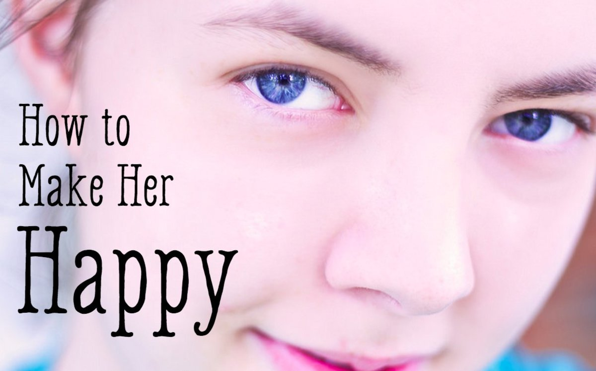 Pleasing a Woman: 40 Little Things to Make Her Happy